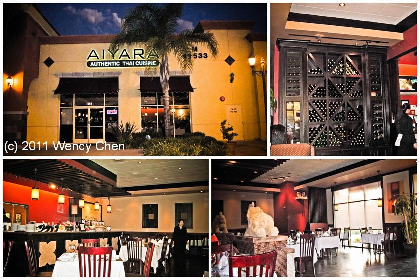 Aiyara thai cuisine for Aiyara thai cuisine temecula ca