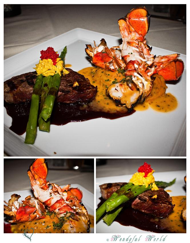 Roy s restaurant hawaiian fusion cuisine anaheim for Aura world fusion cuisine