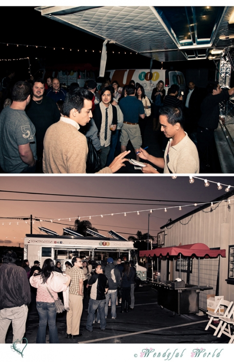 Soho Taco Gourmet Food Truck Launch Party Find Art Gallery Costa