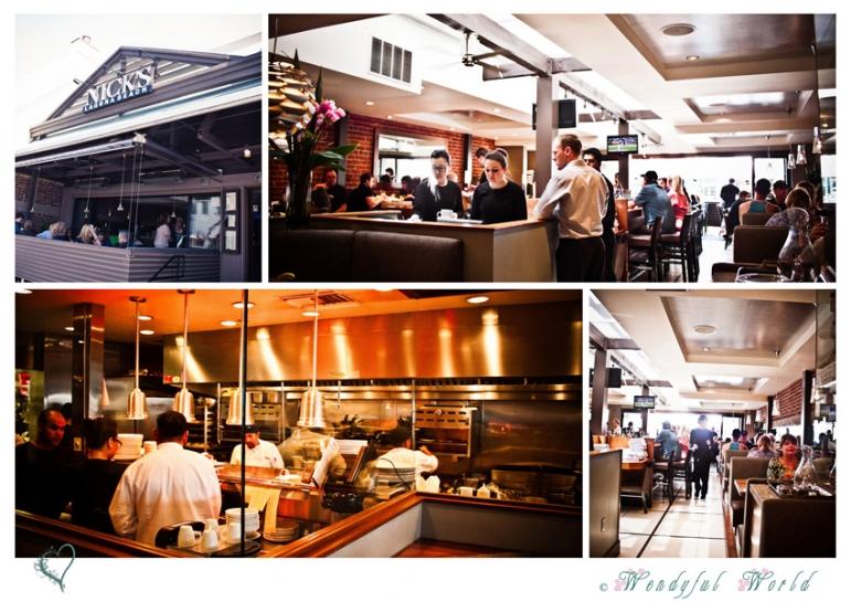 Nick S Cafe Laguna Beach