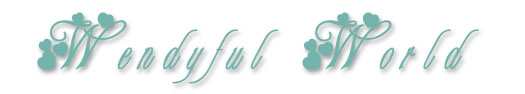 Wendyfulworld logo